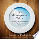 The Philosopher s Table