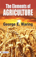 The Elements of Agriculture Book