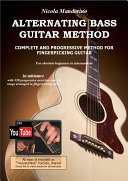 Alternating Bass Guitar Method  Fingerpicking lessons with video