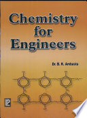 Chemistry for Engineers