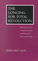 The Longing for Total Revolution
