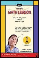 The Verbal Math Lesson
