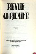 Revue africaine