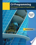 C  Programming  From Problem Analysis to Program Design
