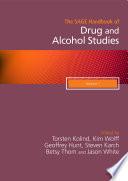 The SAGE Handbook of Drug   Alcohol Studies