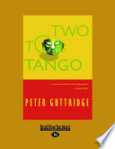 Two to Tango (Easyread Large Edition)