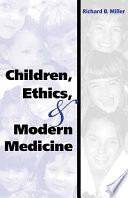 Children Ethics And Modern Medicine