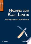 Hacking Com Kali Linux book