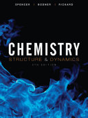 Chemistry  Structure and Dynamics  5th Edition