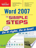 Word 2007 In Simple Steps