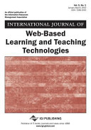 International Journal of Web-Based Learning and Teaching Technologies, Vol 5 ISS 1