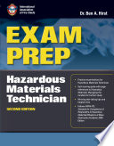 Exam Prep  Hazardous Materials Technician