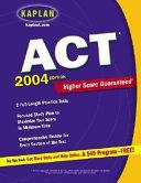 Kaplan ACT 2004