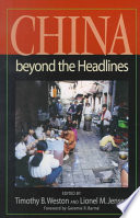 China Beyond The Headlines book