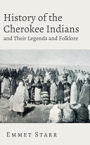 download ebook history of the cherokee indians and their legends and folklore pdf epub