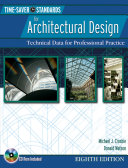 Time Saver Standards For Architectural Design Technical Data For Professional Practice