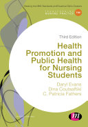Health Promotion and Public Health for Nursing Students
