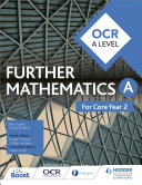 OCR A Level Further Mathematics Core Year 2