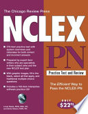 Chicago Review Press NCLEX PN Practice Test and Review