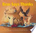 Bear Says Thanks Book PDF