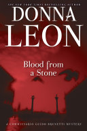 Blood from a Stone Commissario Guido Brunetti Back On The