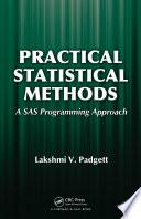 Practical Statistical Methods