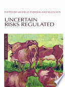 Uncertain Risks Regulated