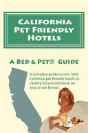 California Pet Friendly Hotels