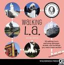 Walking L A