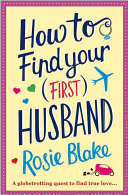 How to Find Your  First  Husband Book PDF
