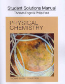Student Solutions Manual Physical Chemistry Third Edition