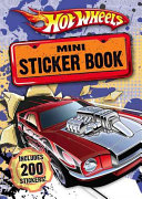 Hot Wheels - Mini Sticker Book Hot Wheels With This Fantasic New