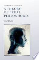 Theory Of Legal Personhood