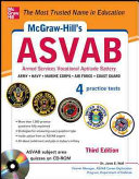 McGraw Hill s ASVAB with CD ROM  3rd Edition