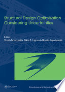 Structural Design Optimization Considering Uncertainties
