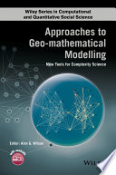 Approaches to Geo mathematical Modelling