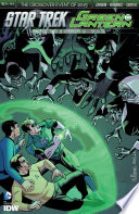 Star Trek Green Lantern  5