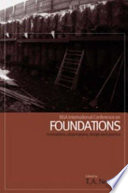 BGA International Conference on Foundations