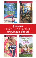 Harlequin Kimani Romance March 2018 Box Set