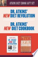 Atkins Diet eBook Gift Set  2 for 1