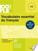 Vocabulaire essentiel du fran  ais niv  A1  A2   Ebook
