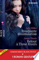 Troublante dissimulation - Retour à Three Rivers - Passion pour un privé