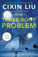 The Three-Body Problem-book cover