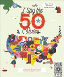 I Spy The 50 States : from maine to hawaii, peeking through the...