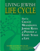 Living Jewish Life Cycle