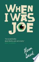 When I Was Joe Book PDF