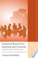 Empirical Research In Teaching And Learning