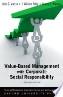 Value Based Management with Corporate Social Responsibility