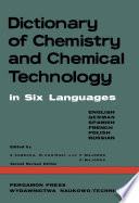 Dictionary of Chemistry and Chemical Technology
