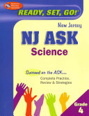NJ Ask  Science  Grade 4